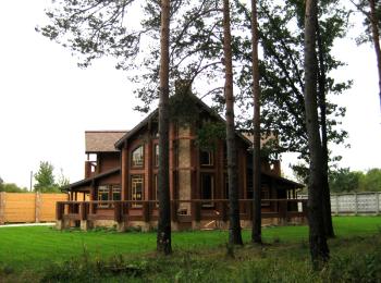 Коттеджный поселок Минзаг